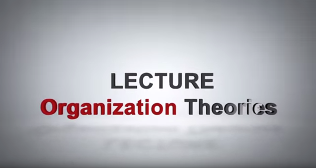 org theories